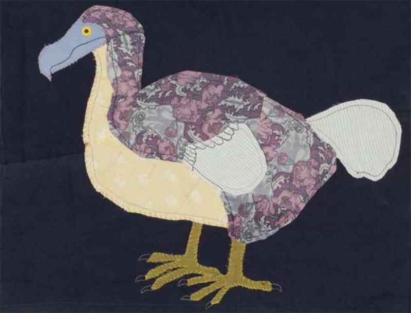 Dodo by Lil Tudor-Craig. Environmental Artist, Lampeter Wales